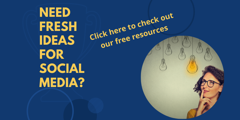 We've assembled our best social media resources in one place for your convenience.